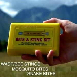 Sawyer Bite & Sting Kit