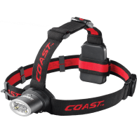 Coast HL44 Dual Colour Utility Fixed Beam