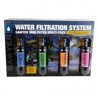 SP124 Sawyer MINI Filter 4 Piece Multipack