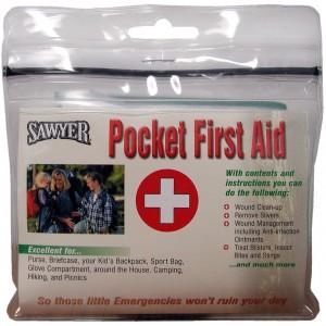 SP993 Sawyer Pocket First Aid Kit