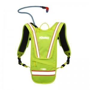 Source Firefly iVis Hydration Pack Neon Lime - 2L