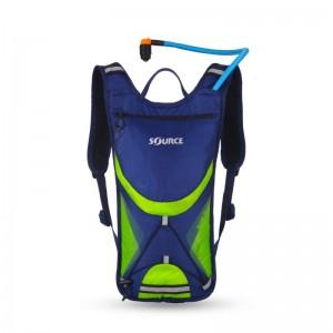 Source Brisk Hydration Pack - 2L - Blue & Green