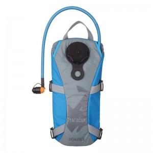 Source Durabag Hydration System - 2L/70oz - Grey & Light Blue