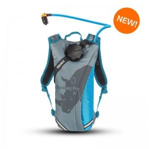Source Durabag Pro Hydration System  - 2L - Grey & Light Blue