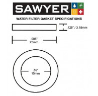 Sawyer Mini Filter Spare Washers x 2