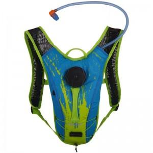 Source Spinner NC Kids Hydration Pack - 1.5L -  Blue & Green