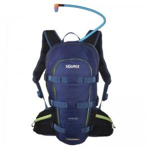 Source Whistler Hydration Backpack - 20L - Blue & Green