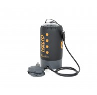 Nemo Helio Pressure Shower - Black/Sunset